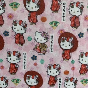 Tela (64) Hello Kitty